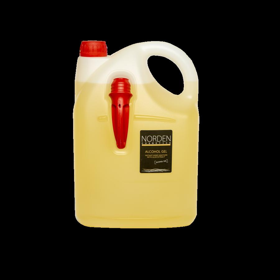 Roku kopšanas līdzeklis ar alveju 5 litri