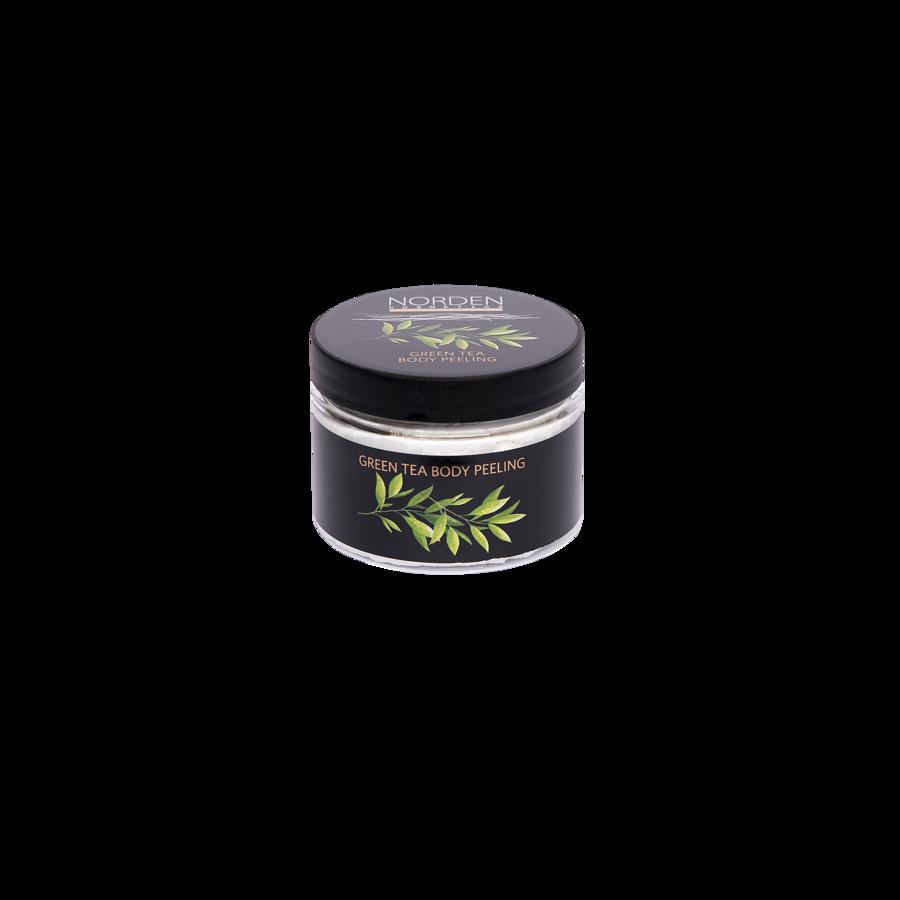 Zaļās tējas ķermeņa pīlings 150ml